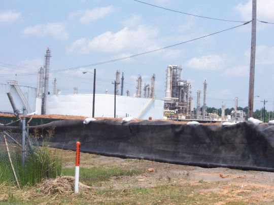 Krotz Springs Refinery