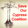 Save Our Cypress Coalition logo