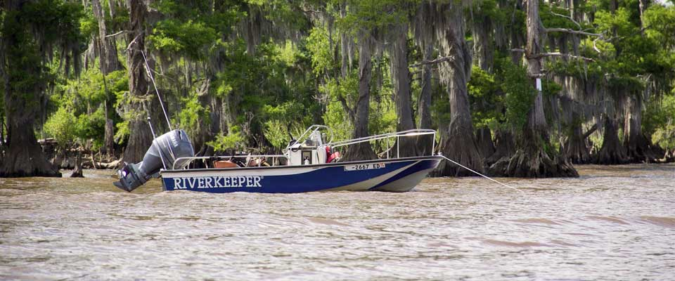Julia - The Riverkeeper Patrol Boat